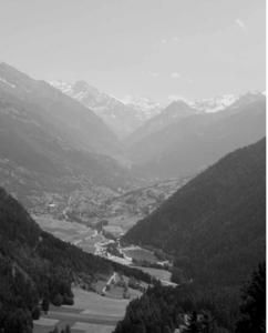 Bagnes, vallée de légendes